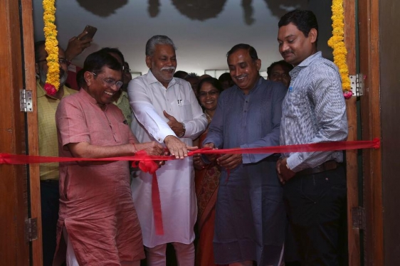 Inauguration of Ravishankar Ar